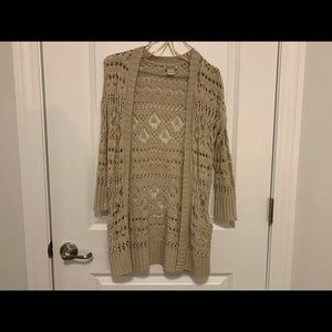 Lucky Brand Cardigan Size Small